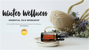Picture of Winter Wellness with Essential Oils Workshop