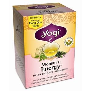 Picture of Yogi Woman's Energy Tea 16 bags