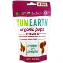 Picture of Yummy Earth Organic Lollipops Vitamin C  (14 Pops)