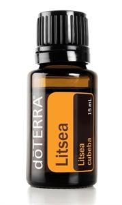 Picture of doTERRA Pure Essential Oil - Litsea Litsea cubeba